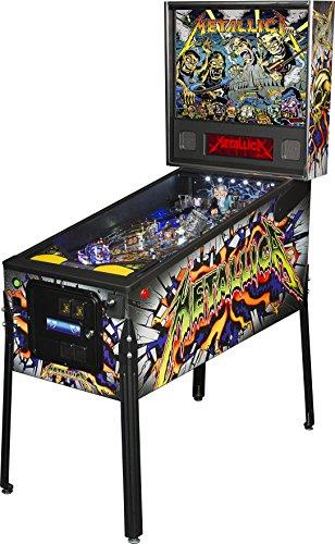 Stern Pinball Metallica Premium Monster Arcade Pinball Machine