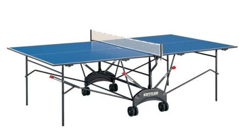 Kettler Riga Pro Indoor Table Tennis Table Blue