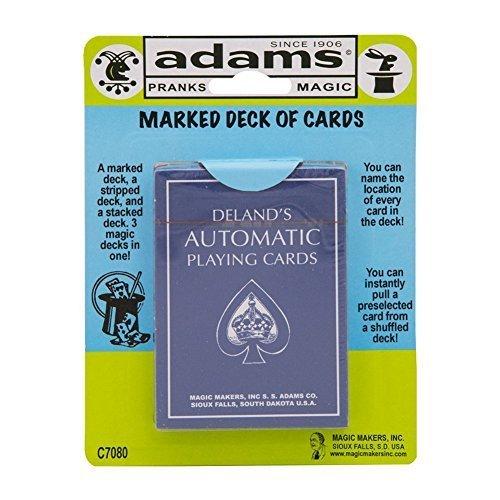 Delands Deck of Magic Cards