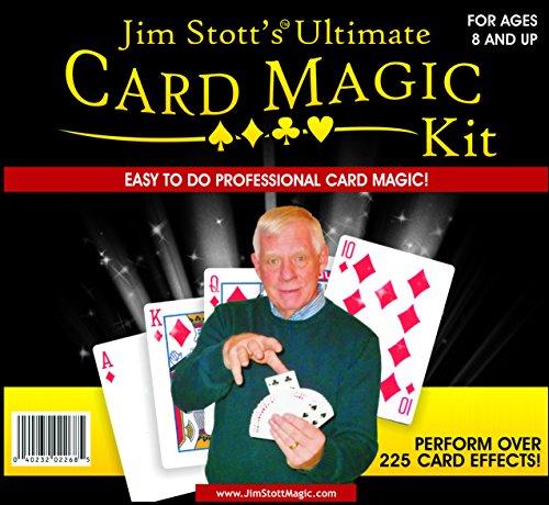 Jim Stotts Ultimate Card Magic Kit