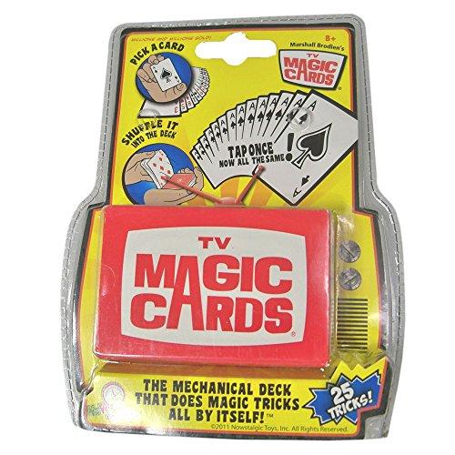 Nowstalgic Toys TV Magic Cards