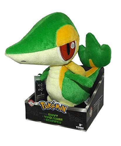 Pokemon Trainers Choice 8 Inch Snivy Plush