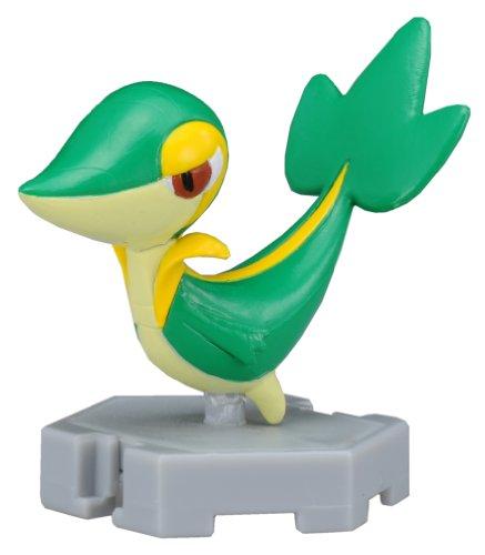 Takaratomy Pokemon Monster Collection Plus - MP-01 - SnivyTsutarja Action Figure 2