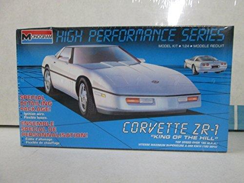 Monogram High Performance Series Corvette ZR-1 King of The Hill 124 Model Kit
