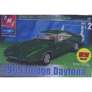 Dodge Daytona 1969 1969 Dodge Daytona 125 Scale Model Kit