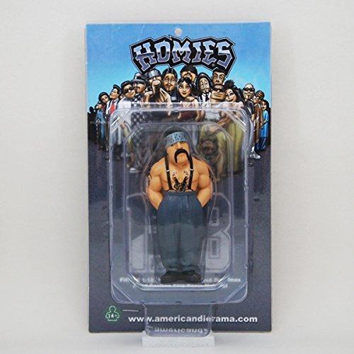 Homies Homizu American Diorama 118 Homies - Big Loco American diorama  Figure  model  118  Big Rocco