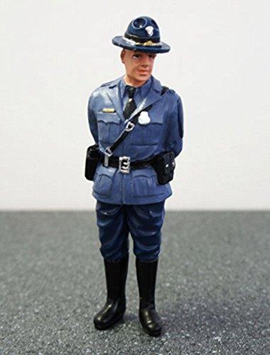 Diorama Figure- State Trooper- Craig 118