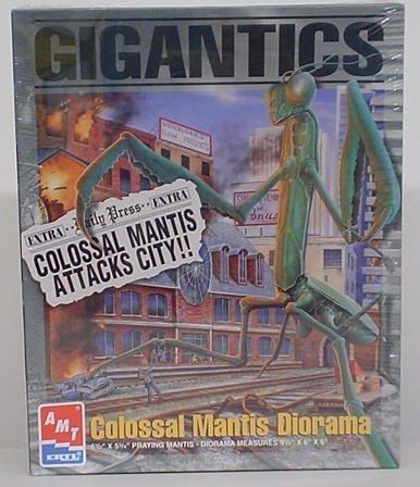 Gigantics Colossal Mantis Diorama Model Kit
