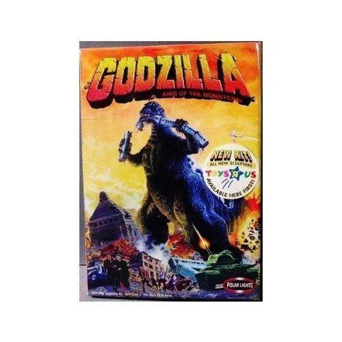Polar Lights 16 Godzilla King of The Monsters Diorama Model Kit 2001