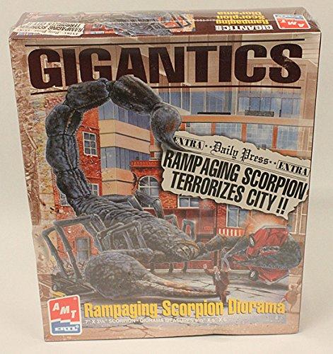 Rampaging Scorpion Diorama Model Kit