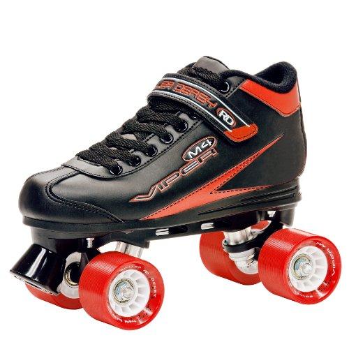 Roller Derby Mens Viper M4 Speed Quad Skate Size 07