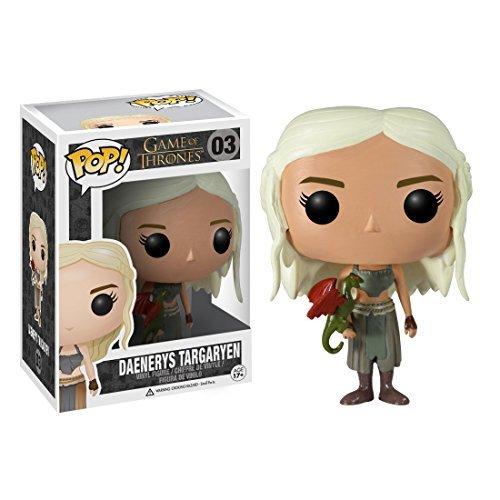 Funko 3012 Funko POP Games of Thrones Daenerys Targaryen Vinyl Figure