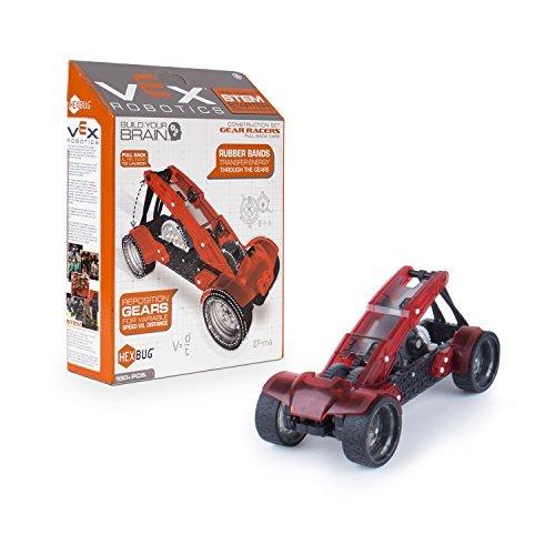 Vex Robotics Gear Racer Construction Set by Vex robotics Inc