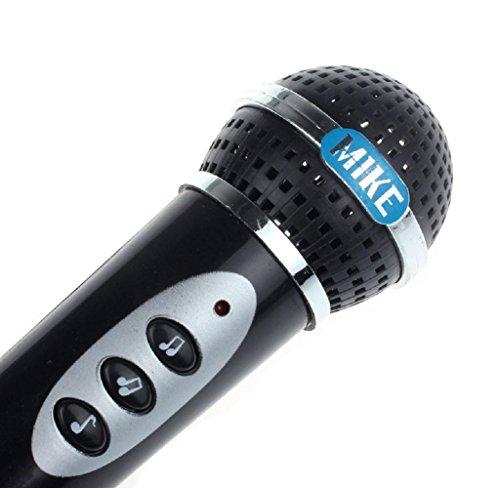 Welcomeuni Girls Boys Microphone Mic Karaoke Singing Kid Funny Gift Music Toy