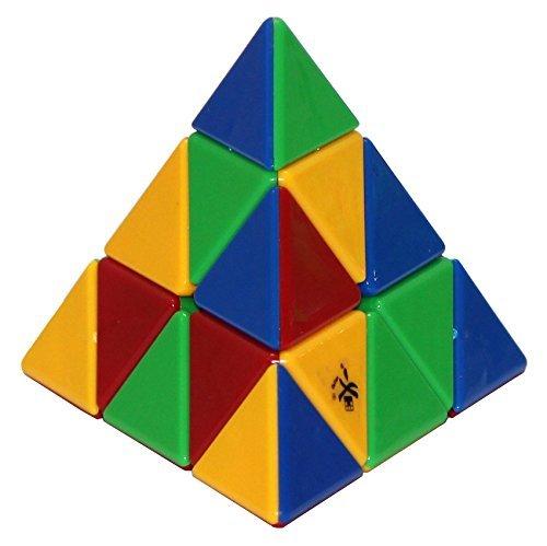 DaYan 2015 New Release Pyraminx Puzzle Cube Stickerless