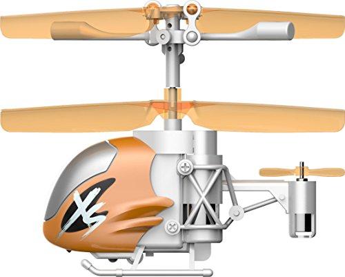 Silverlit Nano Falcon XS - Remote Control Helicopter Orange
