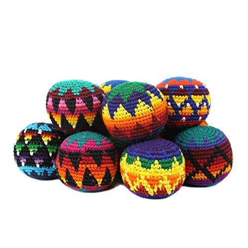 Hacky Sack Assorted Color- Set of 3