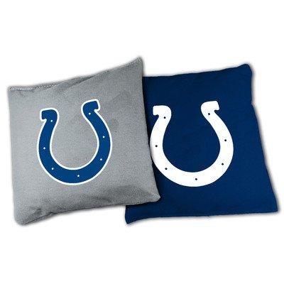 NFL Indianapolis Colts 16oz Duckcloth Cornhole Bean Bags