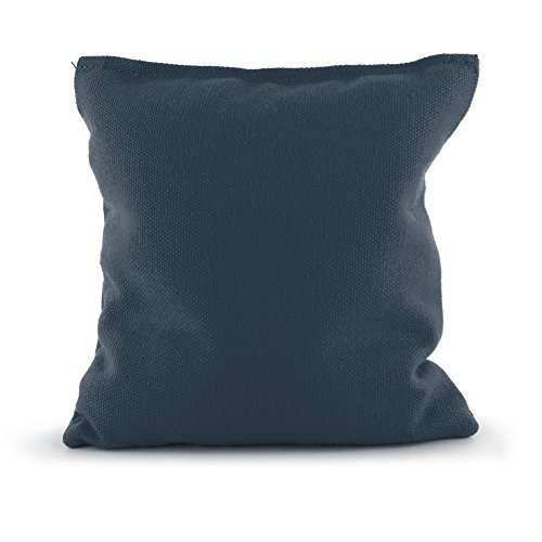 Tailor SpotEmpty Cornhole Bean Bags Set of 4 Standard ACAACO Regulation 25 Colors Navy