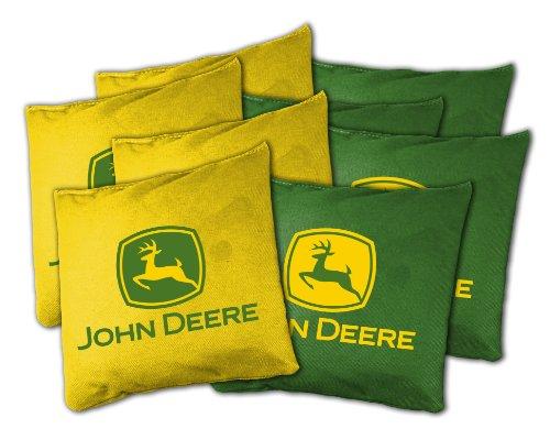 Wild Sports John Deere Cornhole Bean Bags