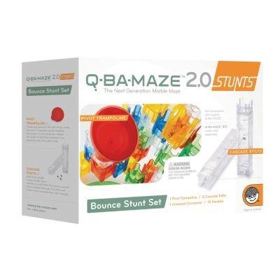 Q-BA-MAZE 20 Bounce Stunt Set