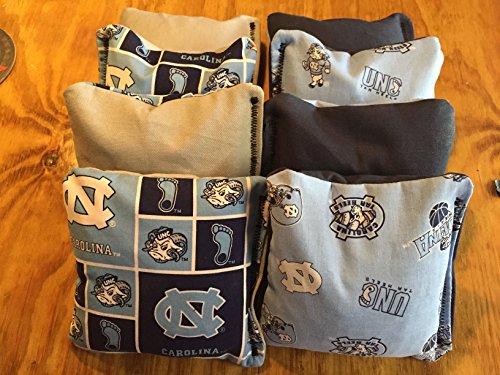 University of North Carolina Tar Heels ACA Regulation Cornhole Bags