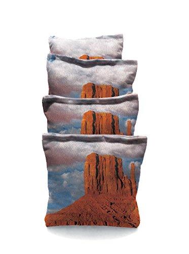 Desert Rock 1 Standard Custom Corn Hole Bags Cornhole Bags