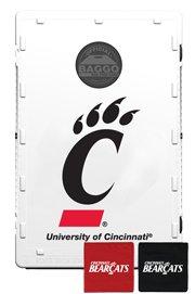 Baggo 2090 University of Cincinnati Bearcats Complete Baggo Bean Bag Toss Game