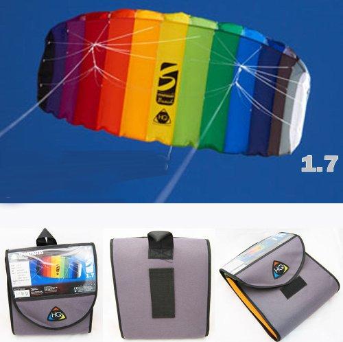 HQ Symphony Beach II 17 Rainbow Sport Kite