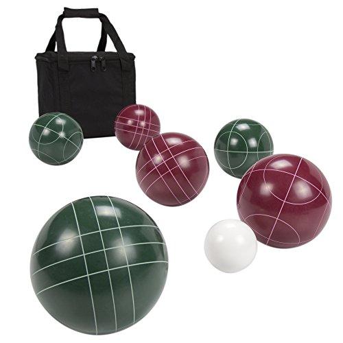 Hey Play Regulation Size Bocce Ball Set
