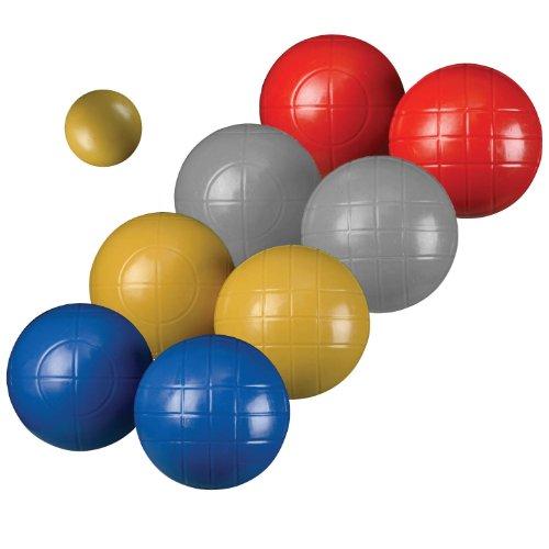 Verus Sports Vintage Bocce Ball Set 90mm