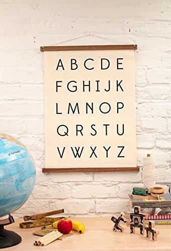 Tree Hopper Toys - Alphabet Wall Art