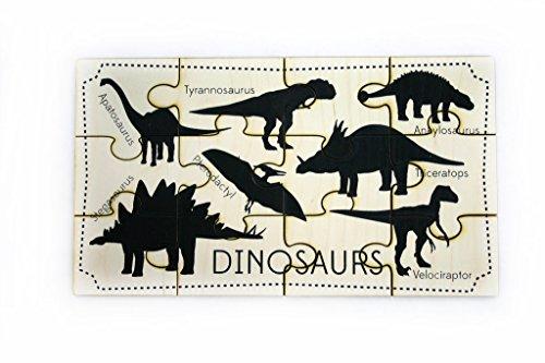 Tree Hopper Toys - Dinosaur Jigsaw Puzzle
