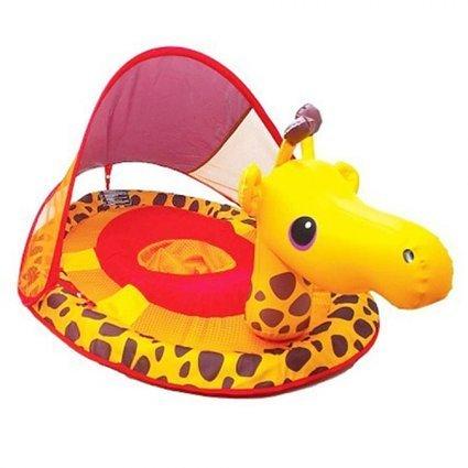 Swimways Baby Spring Float Animal Friends - Giraffe