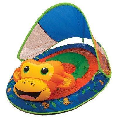 Swimways Baby Spring Float Animal Friends - Monkey