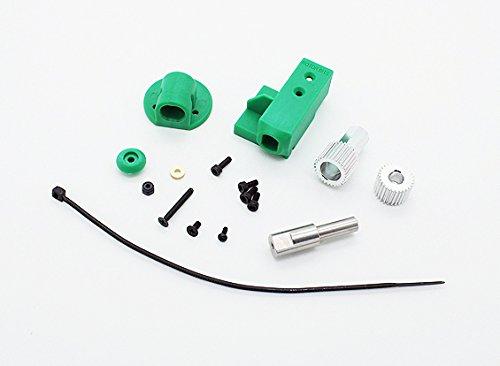 RotorBits Servo Mount Set wGear Green
