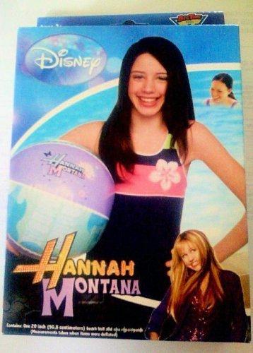 Hannah Montana 20 Big Time Beach Ball