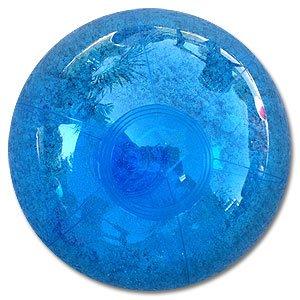 Beachballs - 9 Translucent Blue Beach Ball