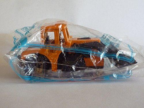 MATCHBOX - 1999 Subway Kids Meal Toy - Shovel Nose Tractor