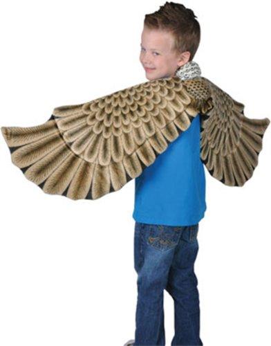 Eagle Plush Costume Wings