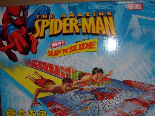 Spiderman Slip and Slide