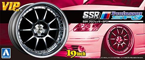 124 SSR Professor SP3 19 Tire and Wheel Set