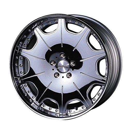 Aoshima 54260 Tuned Parts 62 124 Trafficstar DTX 20 inch Tire Wheel Set