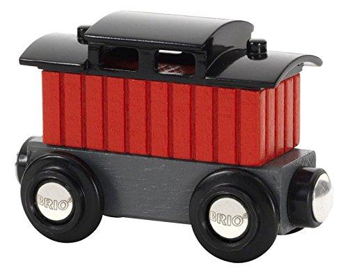 BRIO Caboose Train
