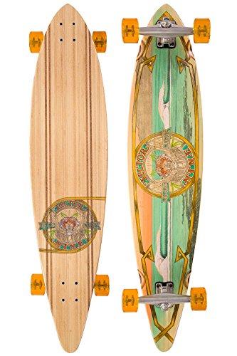 Sector 9 Bamboo G-Land 975x44 Complete Longboard Skateboard
