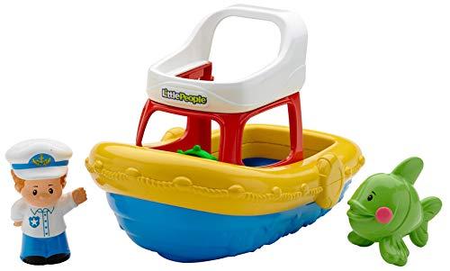 Fisher-Price Little People Bath Floaty Boat