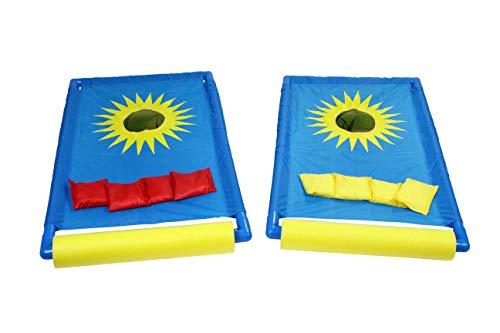 Water Sports Itza Floaty Bags Cornhole Toss Pool Game