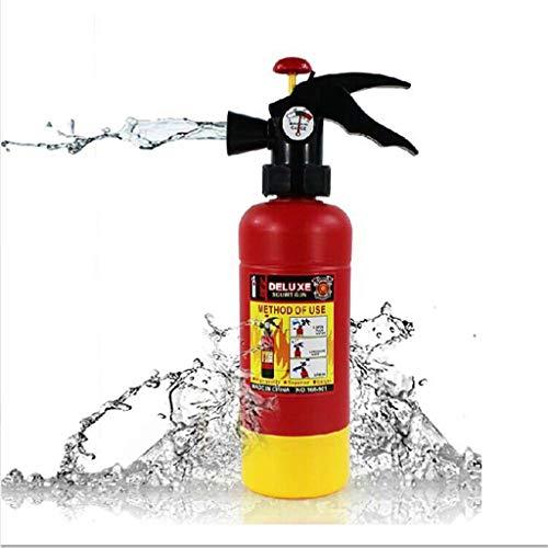 MEIYIN Big Fire Extinguisher Water Gun Toy Fireman Cosplay for Kids Toys Outdoor Summer Beach Toy