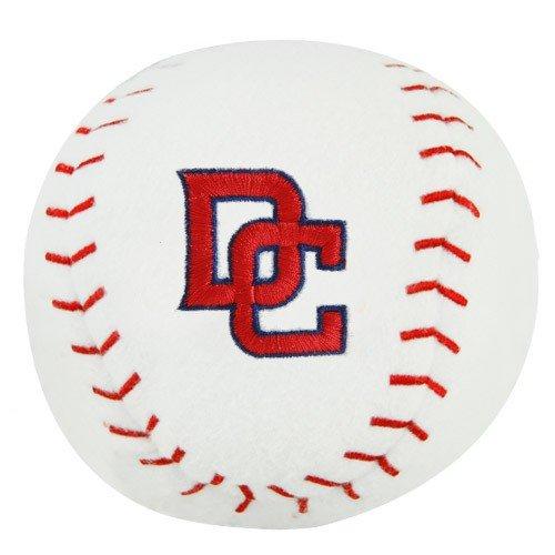 Washington Nationals Baby Plush Team Ball Baseball Toy