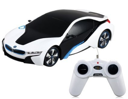 BMW i8 Concept Radio Remote Control RC Sports Car 124 Scale Model Car